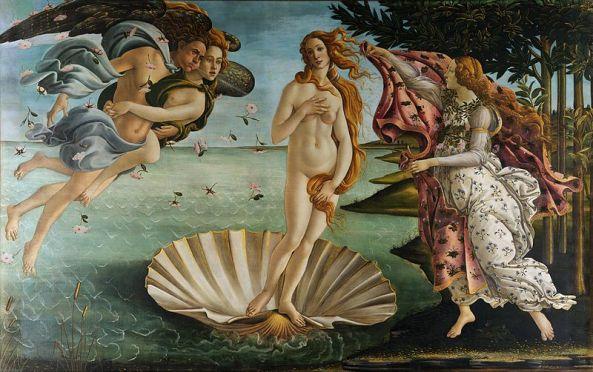 A deusa do Amor - Afrodite