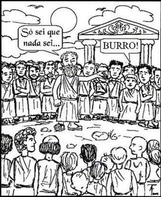 Sócrates era burro?
