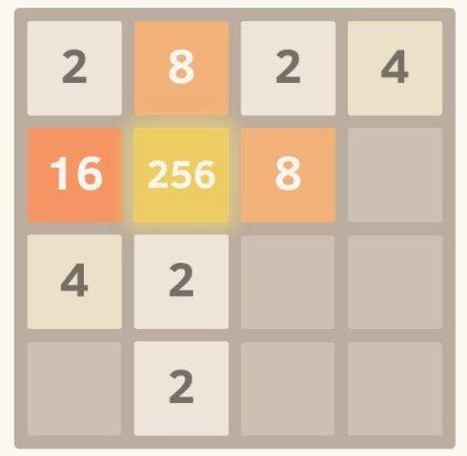 2048, o jogo que está virando a nova febre da internet