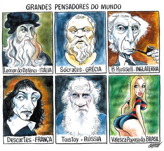 filosofia à brasileira