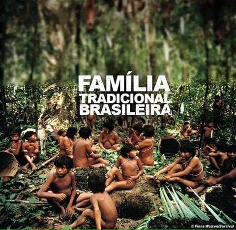 familia tradicional brasil
