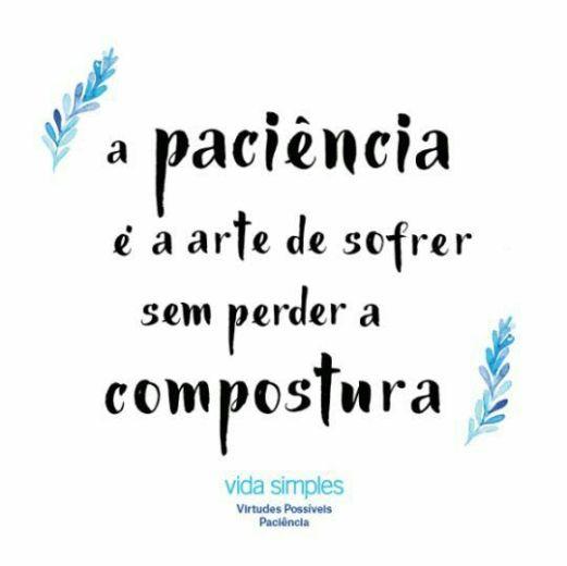 pacienncia